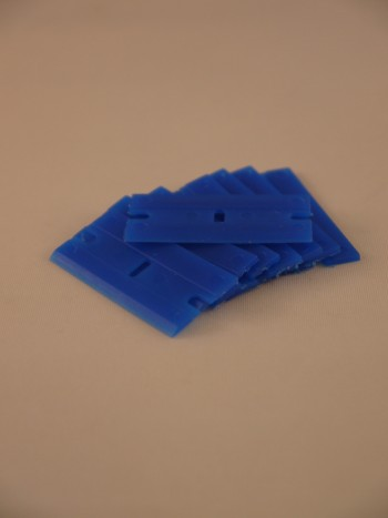Plastic Scraper for 3d Printer Build Bed