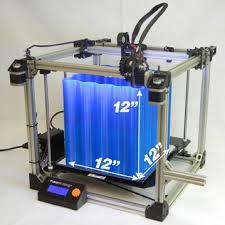 3d Printer Build Bed Volume
